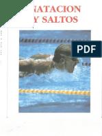 Natacion y Saltos - 50 Pgs.