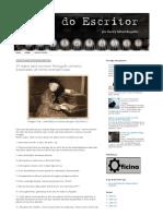 Blog Do Escritor_ 29 Regras Para Escrever Português Correcto, Explanadas de Forma Exemplificada