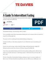 A Guide to Intermittent Fasting - Ste Davies.pdf