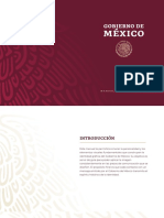 Manual de identidad grafica del gobierno de mexico 2018-2024