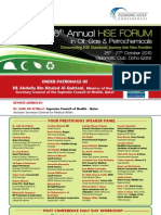 6th Annual HSE Qatar