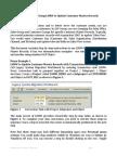LSMW Using Batch Input (Session Method)