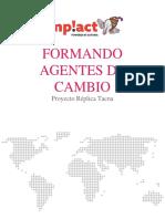 Proyecto Impact Tacna 2018