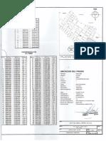 Plano Perimétrico Lotes UC820 y UC821 - 3