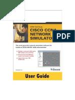 User Manual for Cisco Ccna Network Simulator