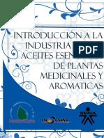 Aceites Esenciales Extraidos de Plantas Medicinales y Aromaticas