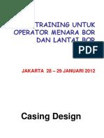 Modul Casing Design 2
