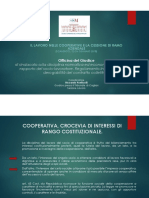 12-P18003 - PONTICELLI - Officina Del Giudice. Disciplina Normativa Ed Economica Rapporto Socio-lavoratore