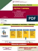 Ética, Política y Empresa