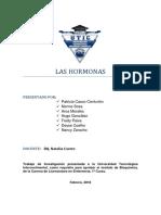 Las Hormonas PDF