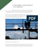 Accidentes de Trabajo Conmutaciones