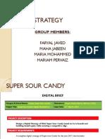 Super Sour Candy