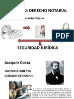 Derecho Notarial i Unidad