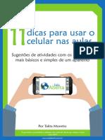 11 Dicas para usar o celular na sala de aula eBook