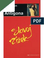 Zizek, Slavoj, Antígona, Akal, 2017