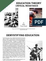 Critical Education.part 3