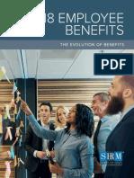 2018 Employee Benefits Report