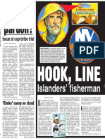 New York Post Story on We Want Fish Sticks