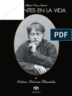 Incidentes en la Vida de Blavatsky