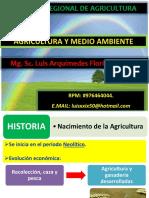 Agricultura y Medio Ambiente - u Catolica