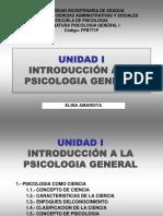 Psicologia General Uba Unidad i