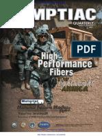 EN_High Performance Fibers for Lightweight Armour