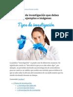 Los 15 tipos de investigación que debes conocer.pdf