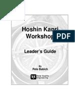 Slidex.tips Hoshin Kanri Workshop