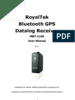 MBT-1100_User Manual V1.1_Log by Time
