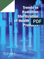 IAEA Trends in Sterilization