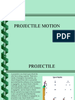 Ppt on Projectile Motion