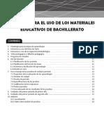 Manual de Bachillerato
