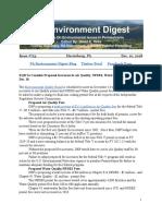 Pa Environment Digest Dec. 12, 2018