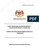 SPANM BIL  9 TAHUN 2018 Tarikh dan Peraturan Pembayaran Gaji Tahun 2019.pdf