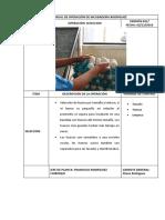 Manual de Operación de Incubadora Rodriguez - Seleccion y Miraje