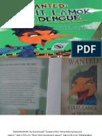 Wanted Lolit Lamok Ng Dengue