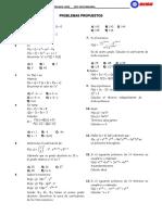 circulo 2do - polinomios