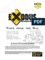 Exodus RPG Voice From the Bay v2