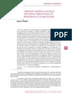 CÓMO CONSTRUYE VARONES LA ESCUELA ETNOGRAFÍA CRÍTICA SOBRE RITUALES DE MASCULINIZACIÓN EN LA ESCENA ESCOLAR.pdf