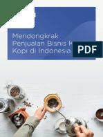 Mendongkrang Penjualan Bisnis Kedai Kopi Di Indonesia