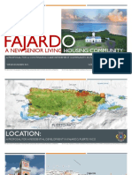 Fajardo Development -June 27 2018 Presentation