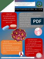 Profilaxis postexposición al VIH
