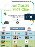 animalclassesreferencechart