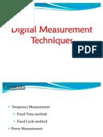 Digital Measurement 1