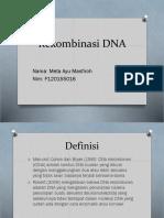 Mutasi DNA