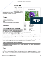 pensamiento aka pansy Viola × wittrockiana - Wikipedia, la enciclopedia libre