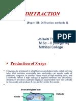 x Raydiffraction 123