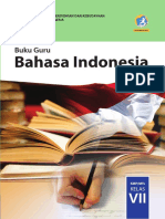 Buku Guru Bahasa Indonesia Kls 7 Semester 1 Revisi 2017