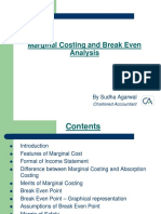 Ppt2 Marginal Costing