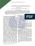 Pert-5 Artikel Evolusi Mahkluk Hidup